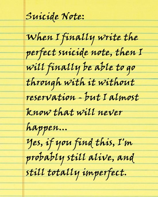 writing a suicide note July 2nd is the 53rd anniversary of an epochal event in american literature: the suicide via shotgun to the mouth of ernest hemingway.